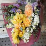シンピジュームの花束