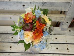 エアリーフローラ花束